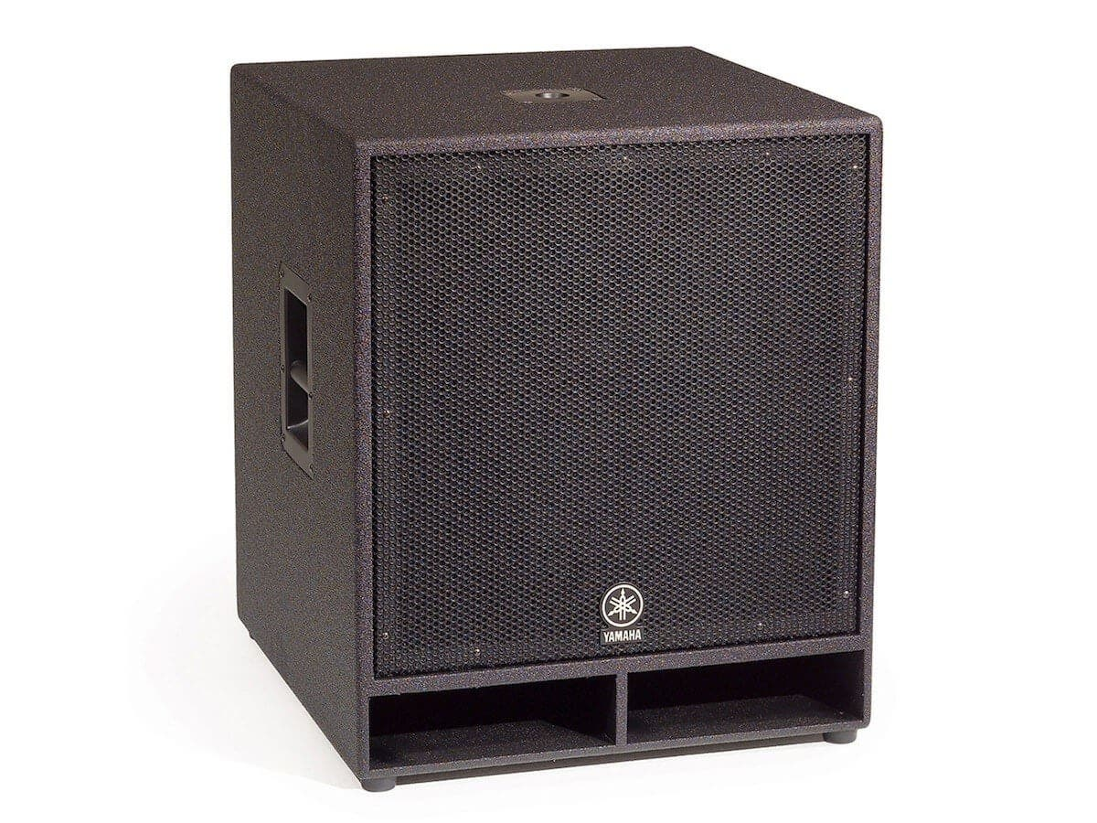CW118V - Yamaha 18-inch Subwoofer Loudspeaker (Open Box