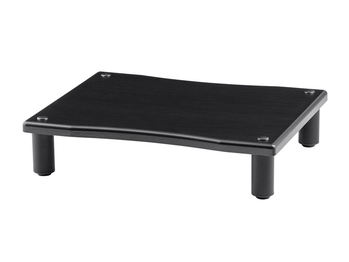 Monolith by Monoprice Amplifier/Component Stand XL, Black - main image