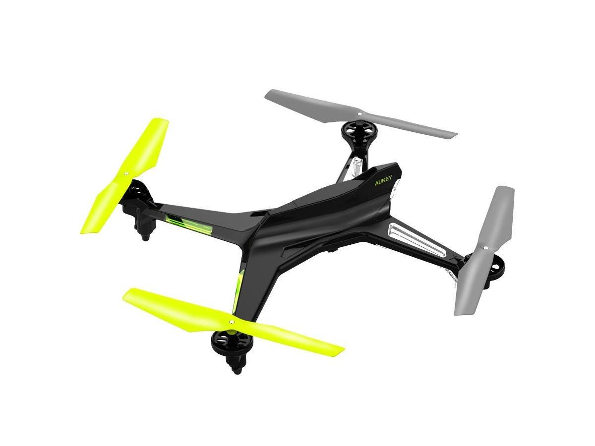 Mohawk Drone, One-Key Returning Quadcopter, Headless Mode, Colorful LED-Large-Image-1