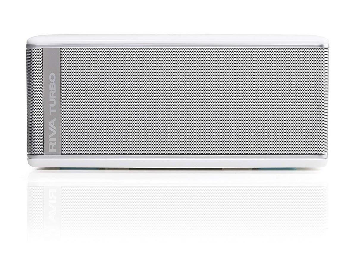 RIVA TURBO X RTX01B Premium Wireless Bluetooth Speaker - White - RTX01S (refurbished)-Large-Image-1