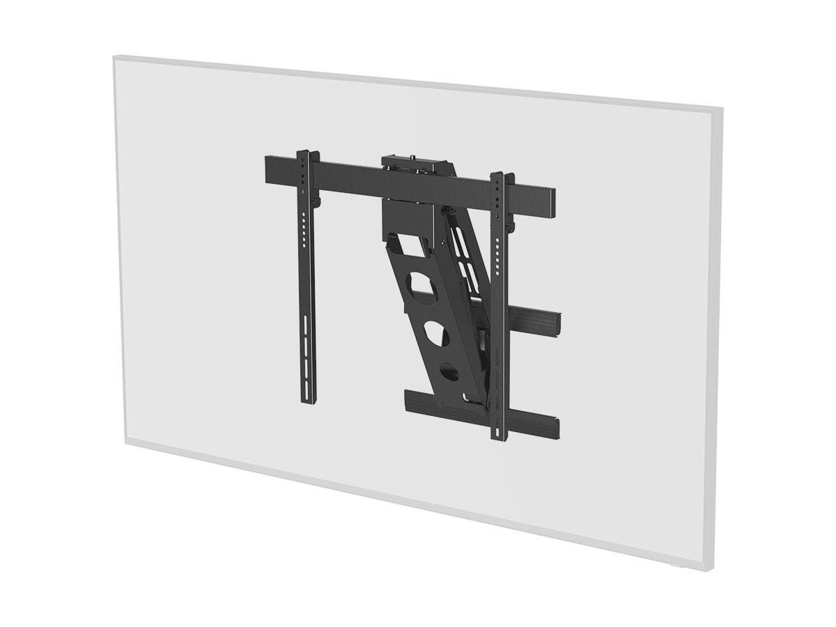Monoprice Motorized Above Fireplace Pull-down, Full-Motion, Articulating TV Wall Mount Bracket - For TVs between 50in and 100in, Max Weight 110lbs, VESA Patterns up to 800x600 - main image