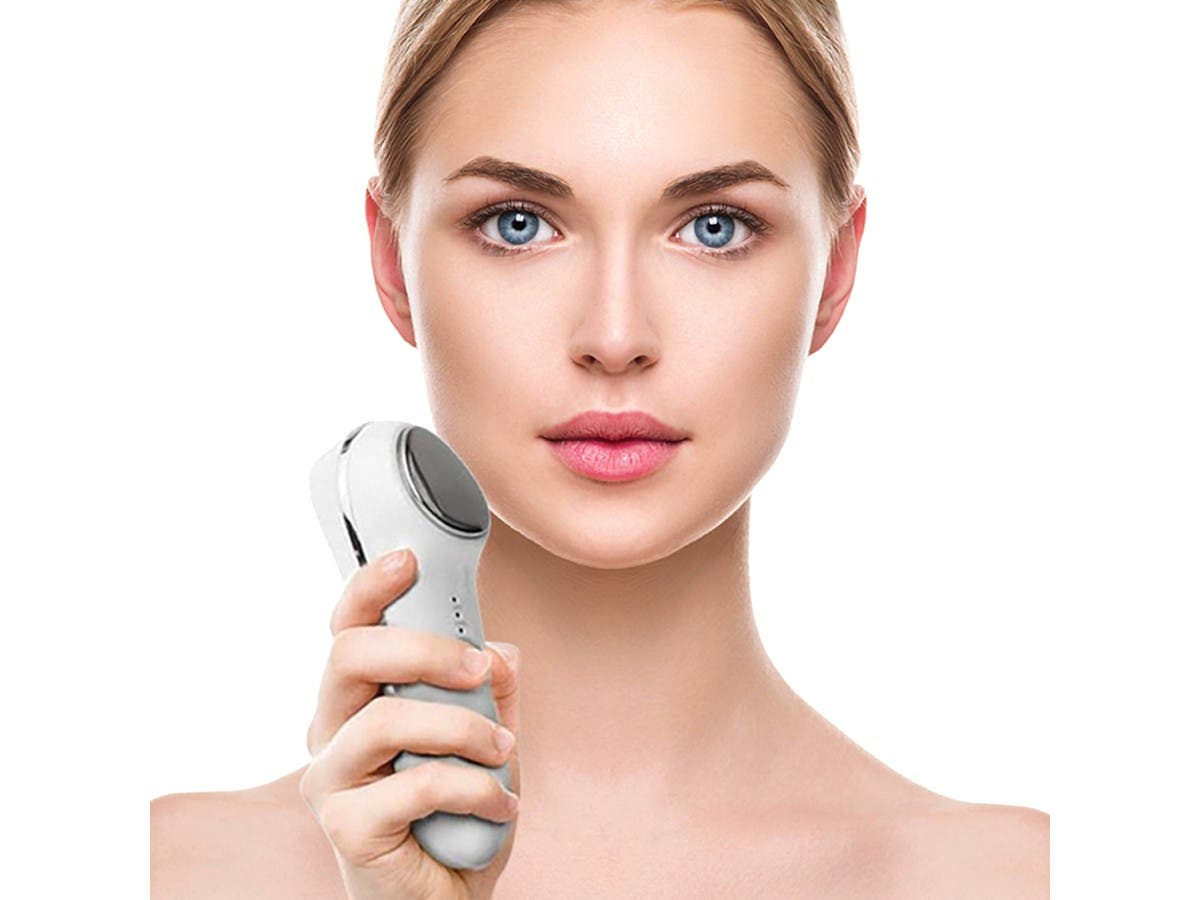 Facial Massager, High Frequency Facial Machine, Face Tightening & Lifting Machine , Face Lifting Tightening Remover Wrinkle  - main image