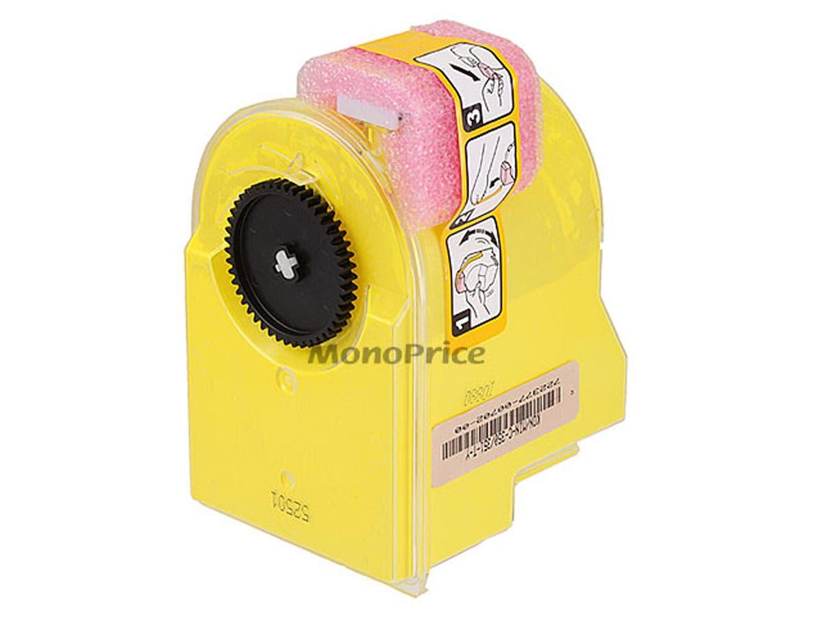 1 pack 230g ctg per ctn Toner G4053-401, Yellow-TN301K for Konica BizHub C-350, C-351, C-450, Imagistics CM3520, 4520, Kyocera Mita KM-C2230, Oce C5180, CS230, Nec IT35C1, Develop QC2235 -Large-Image-1