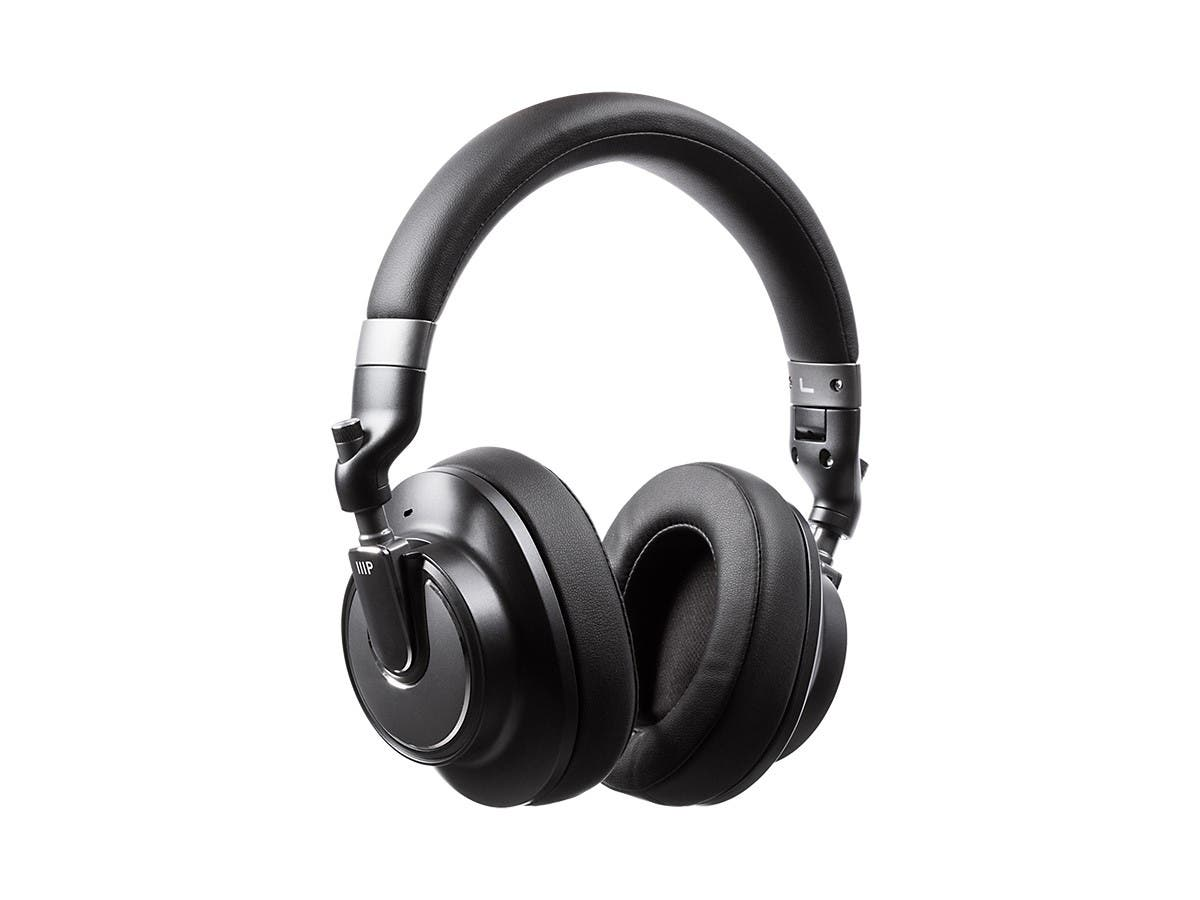 Monoprice SonicSolace II Active Noise Cancelling (ANC) Over Ear Headphone - main image