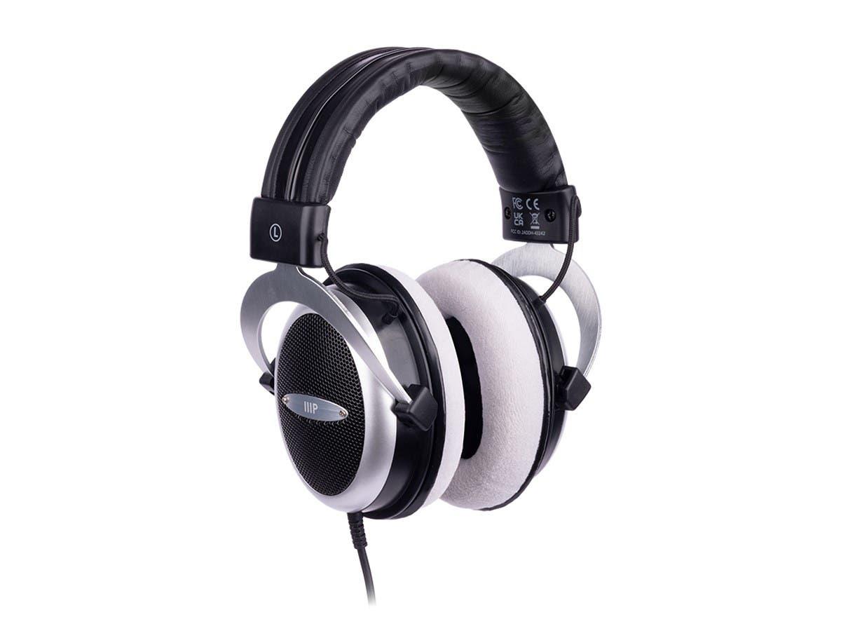 Monoprice Semi-Open Over Ear Wired Headphones - main image