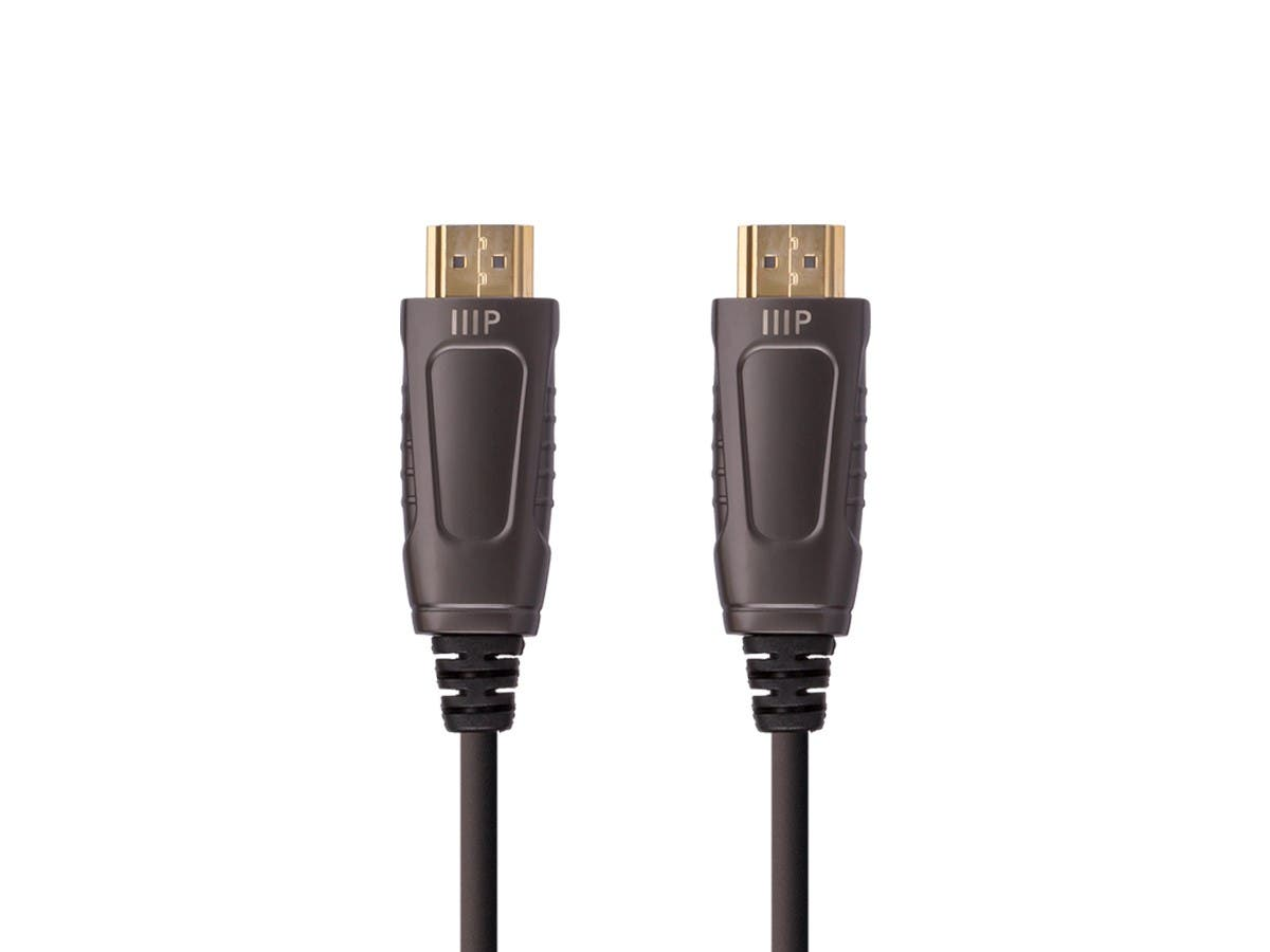 Monoprice SlimRun AV 8K Certified Ultra High Speed Active HDMI Cable, HDMI 2.1 , AOC, 7.5m, 24ft - main image