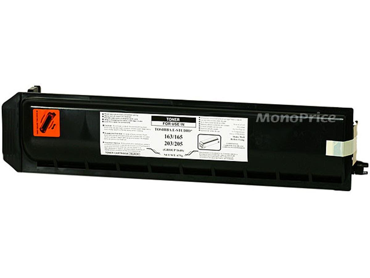 1 pack 675g ctg per ctn Remanufactured Toner T-1640 for Toshiba E-Studio 163, 165, 203, 205