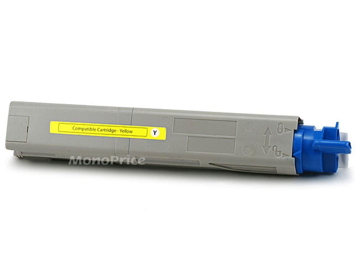 OKIDATA C3400n, C3530n MFP (YELLOW)