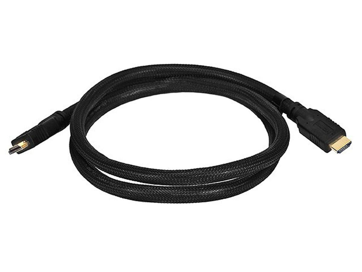 Commercial Series High Speed HDMI Cable, 4ft Black