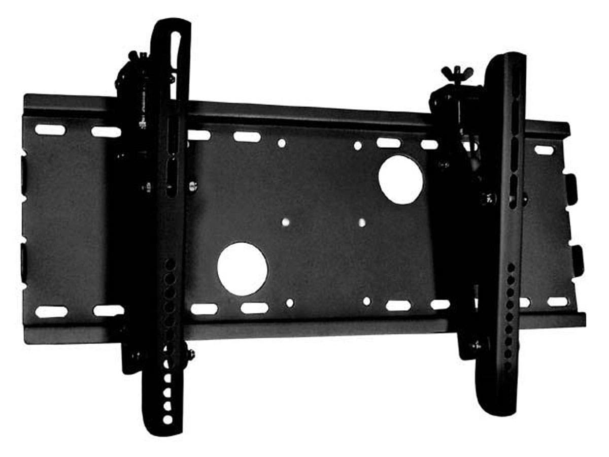 Titan Series Tilt Wall Mount for Medium 32- 55 inch TVs Max 165 lbs Black UL Certified - No Logo