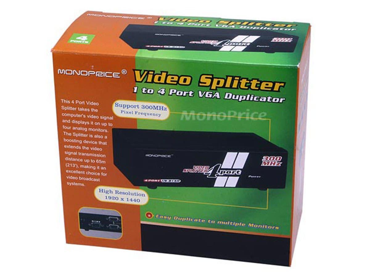 Monitor Splitter