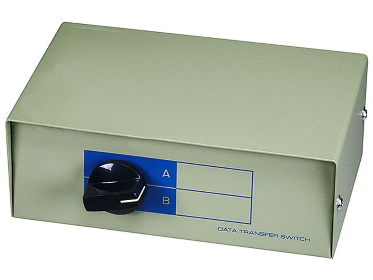 2-Port VGA Monitor Switch