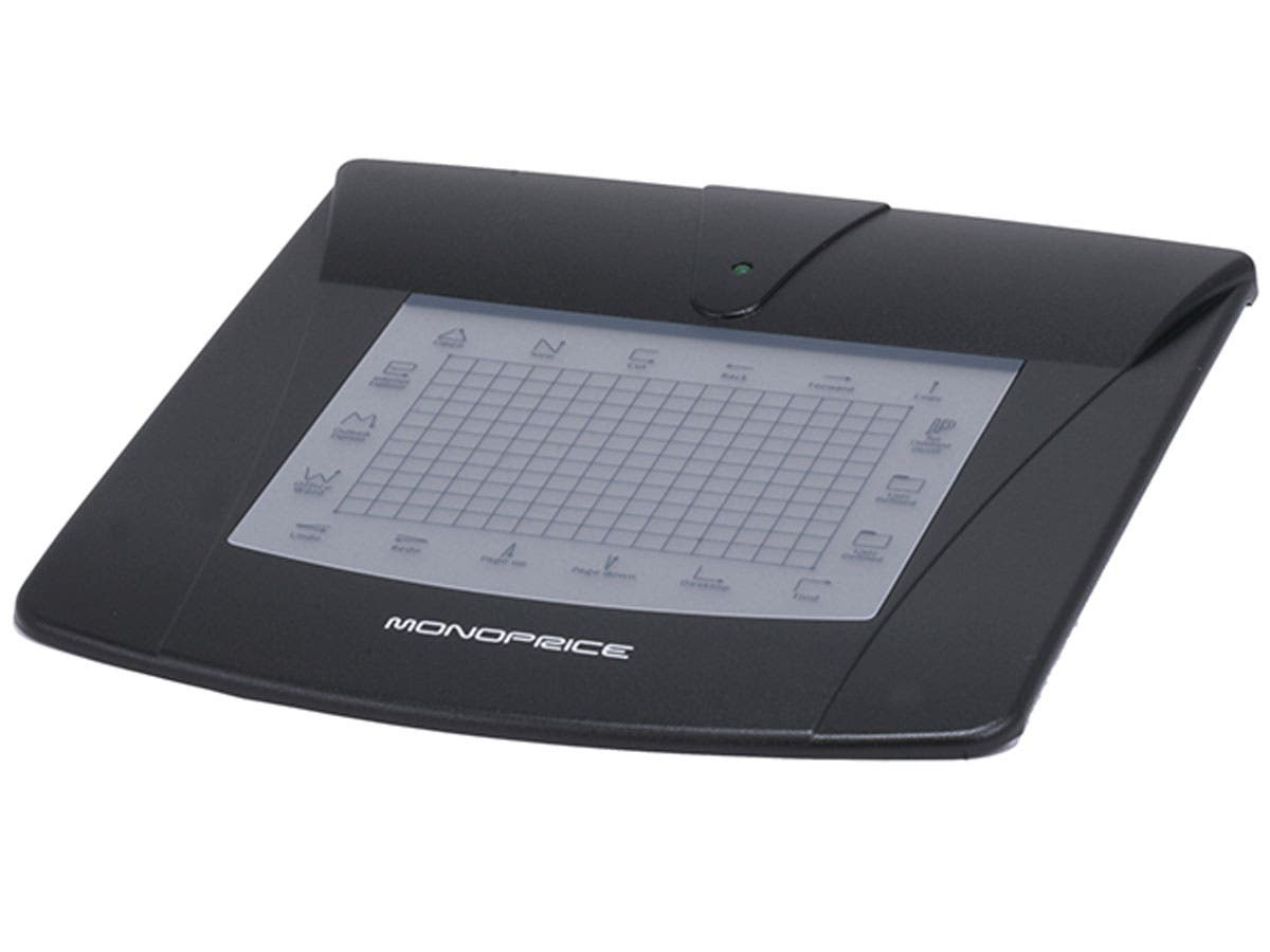 Monoprice 4x3in Graphic Drawing Tablet Monoprice Com