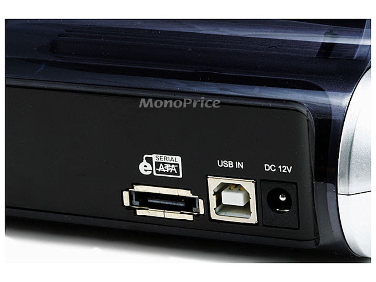 Monoprice Dual SATA HDD Docking w/ Card Reader & 2 Port USB