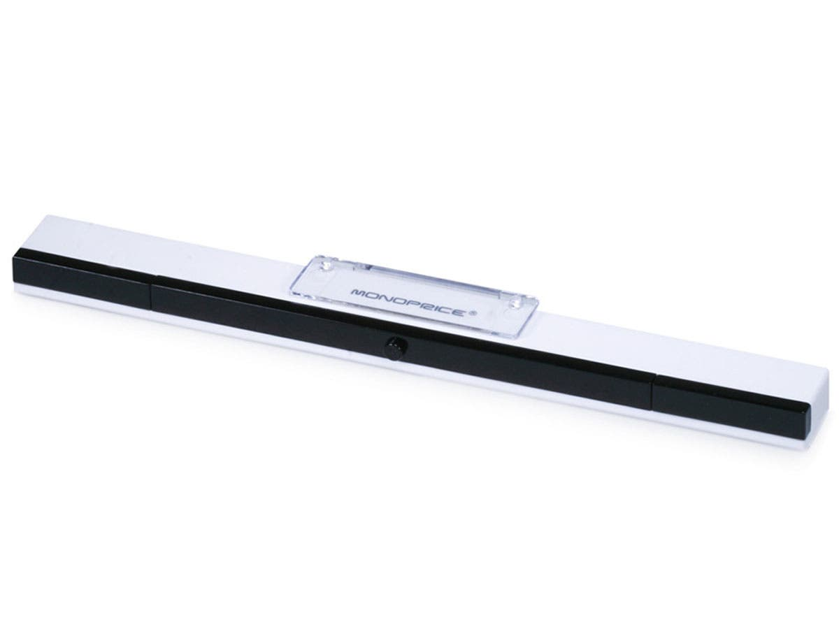 Wireless Sensor Bar for Wii & Wii U