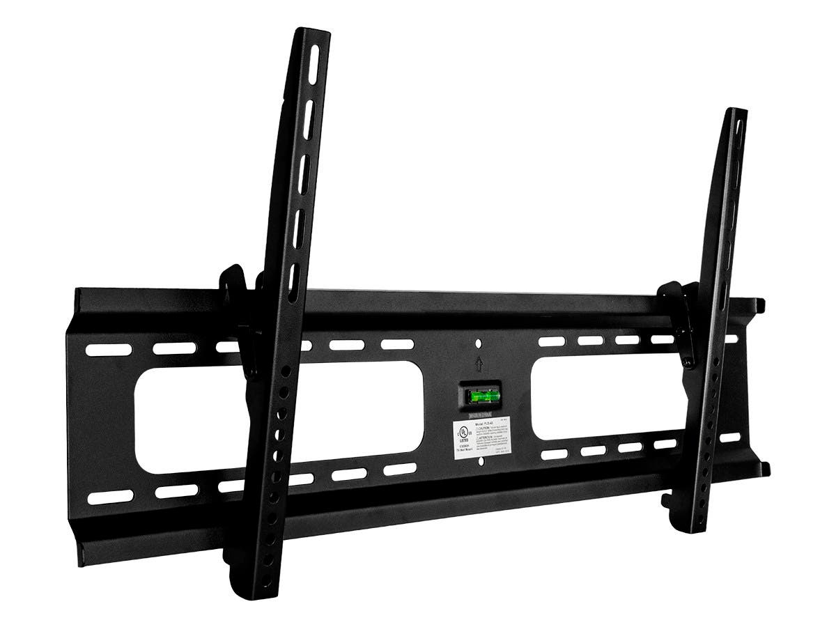 Monoprice Stable Series Extra Wide Tilt TV Wall Mount Bracket for TVs 37in to 70in, Max Weight 165 lbs, VESA Patterns Up to 800x400, UL Certified-Large-Image-1