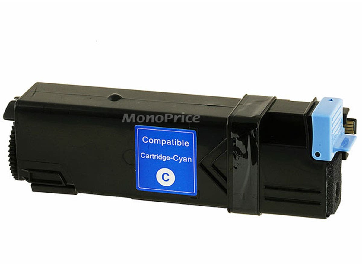 MPI Remanufactured Laser Toner Cartridge for XEROX Phaser 6125 (Yellow)
