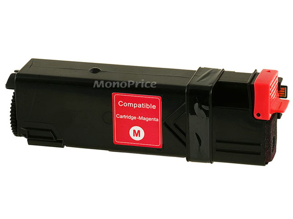 MPI Remanufactured Laser Toner Cartridge for XEROX Phaser 6125 (Magenta)