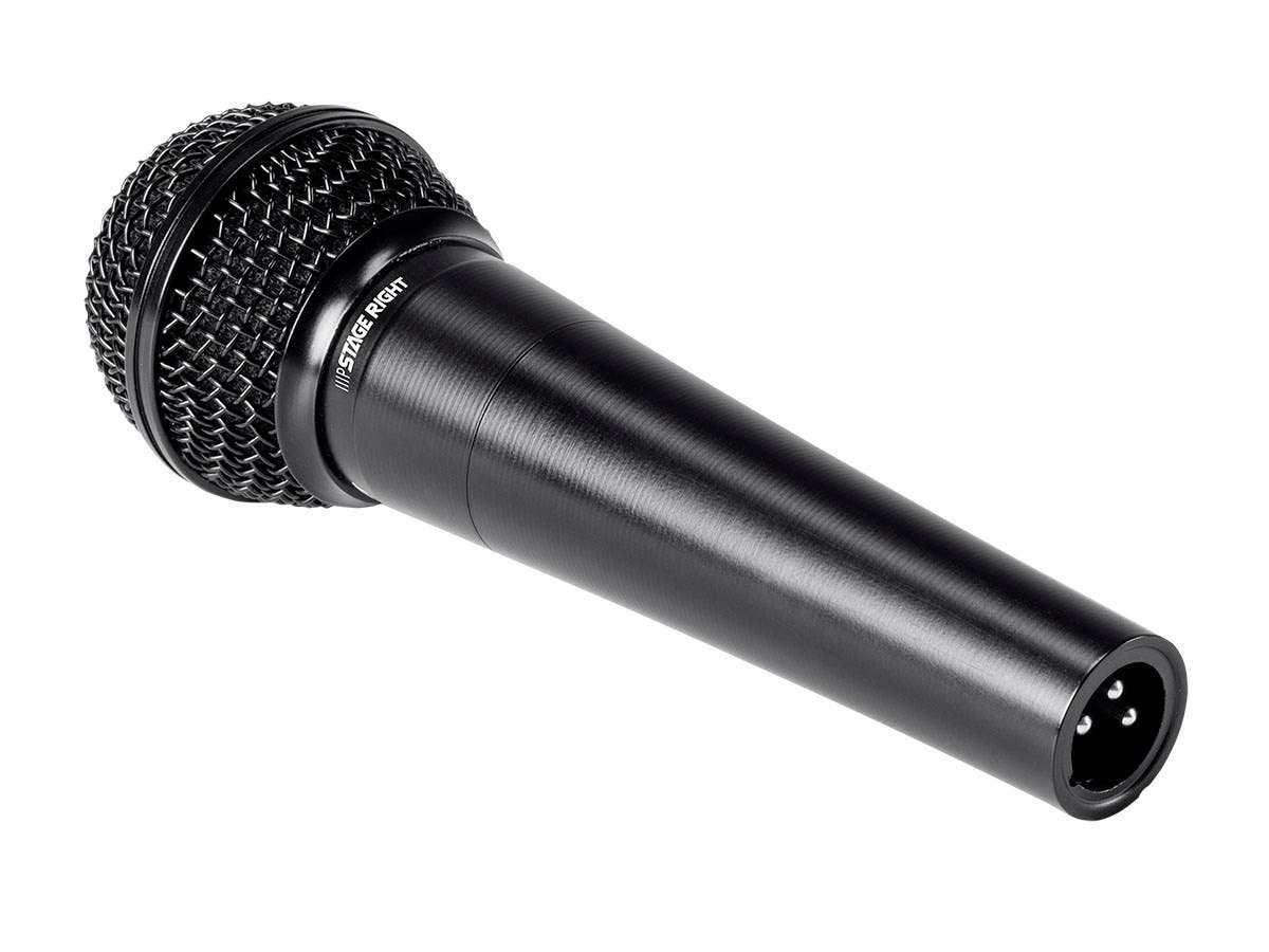 Monoprice Performance Dynamic Vocal Microphone with Clip-Large-Image-1