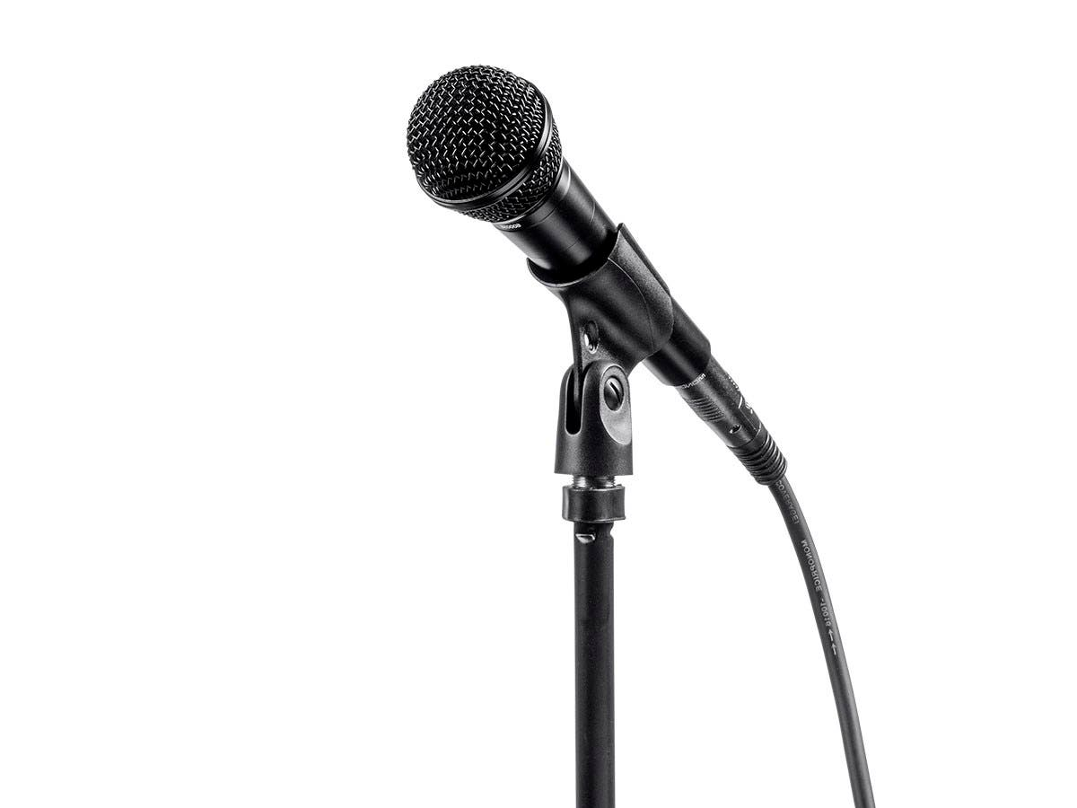monoprice performance dynamic vocal microphone with clip. Black Bedroom Furniture Sets. Home Design Ideas