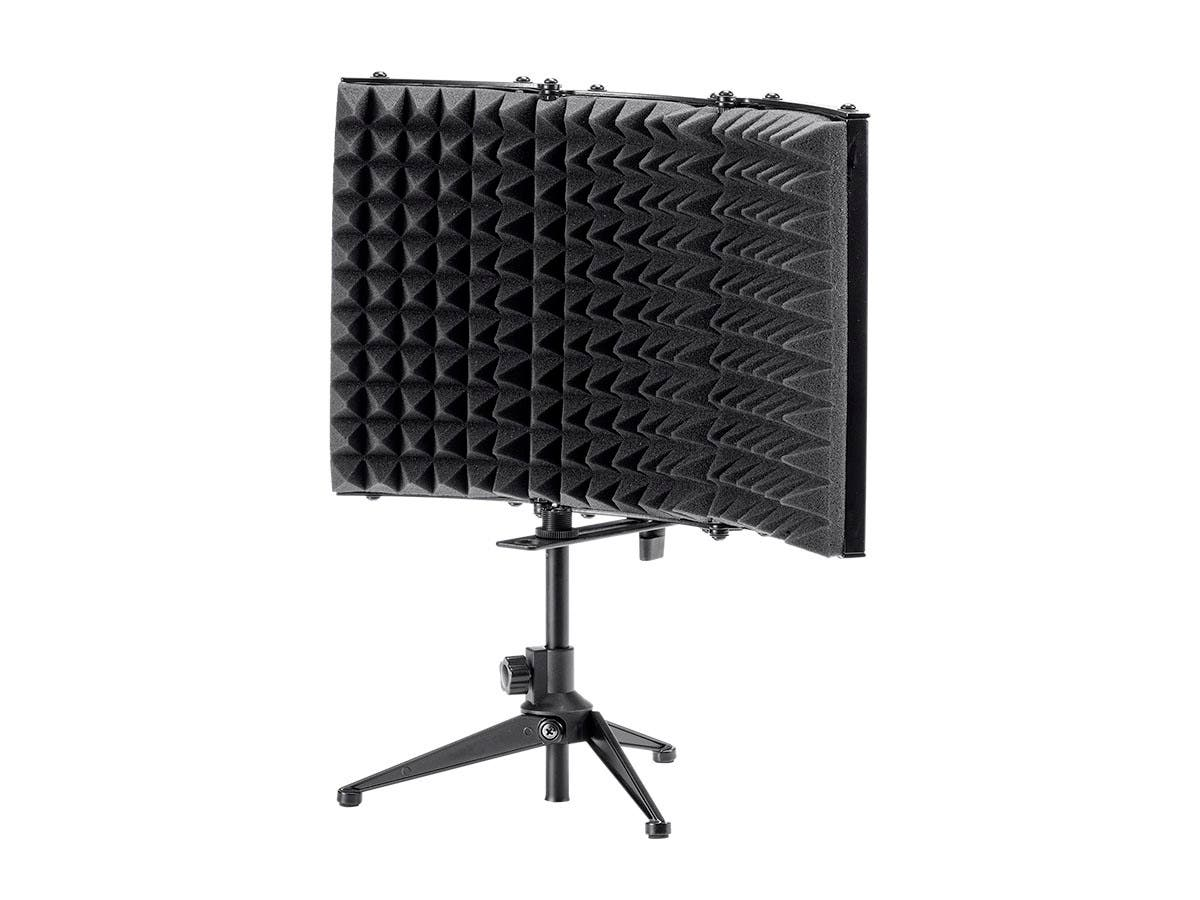 Stage Right by Monoprice Desktop Microphone Isolation Shield - main image