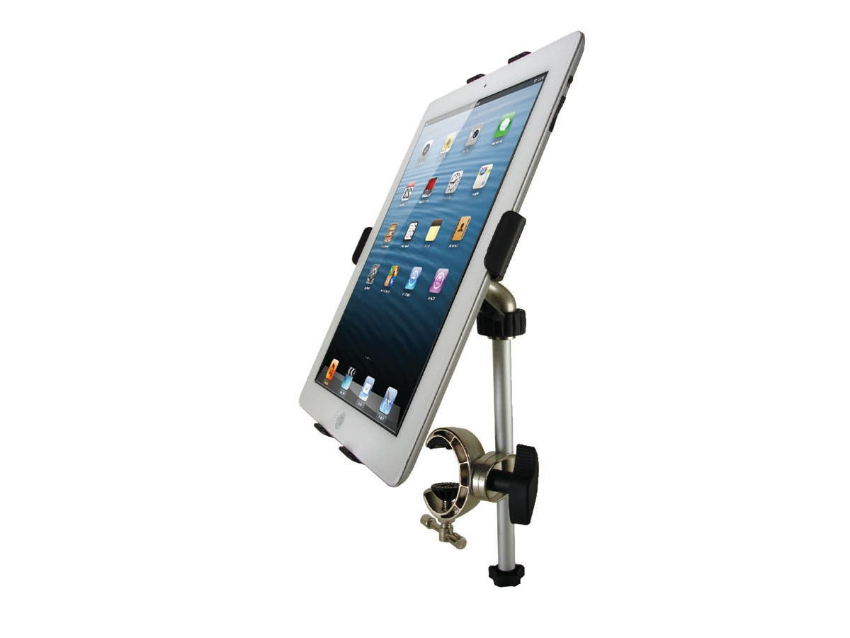 Monoprice Music Mount for iPad 2, iPad 3, iPad 4, and iPad Mini-Large-Image-1