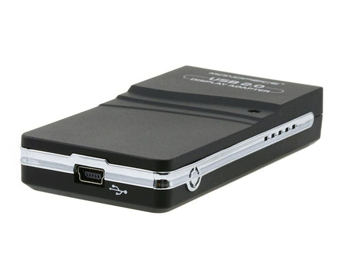 USB 2.0 to DVI Display Adapter (1920x1080)