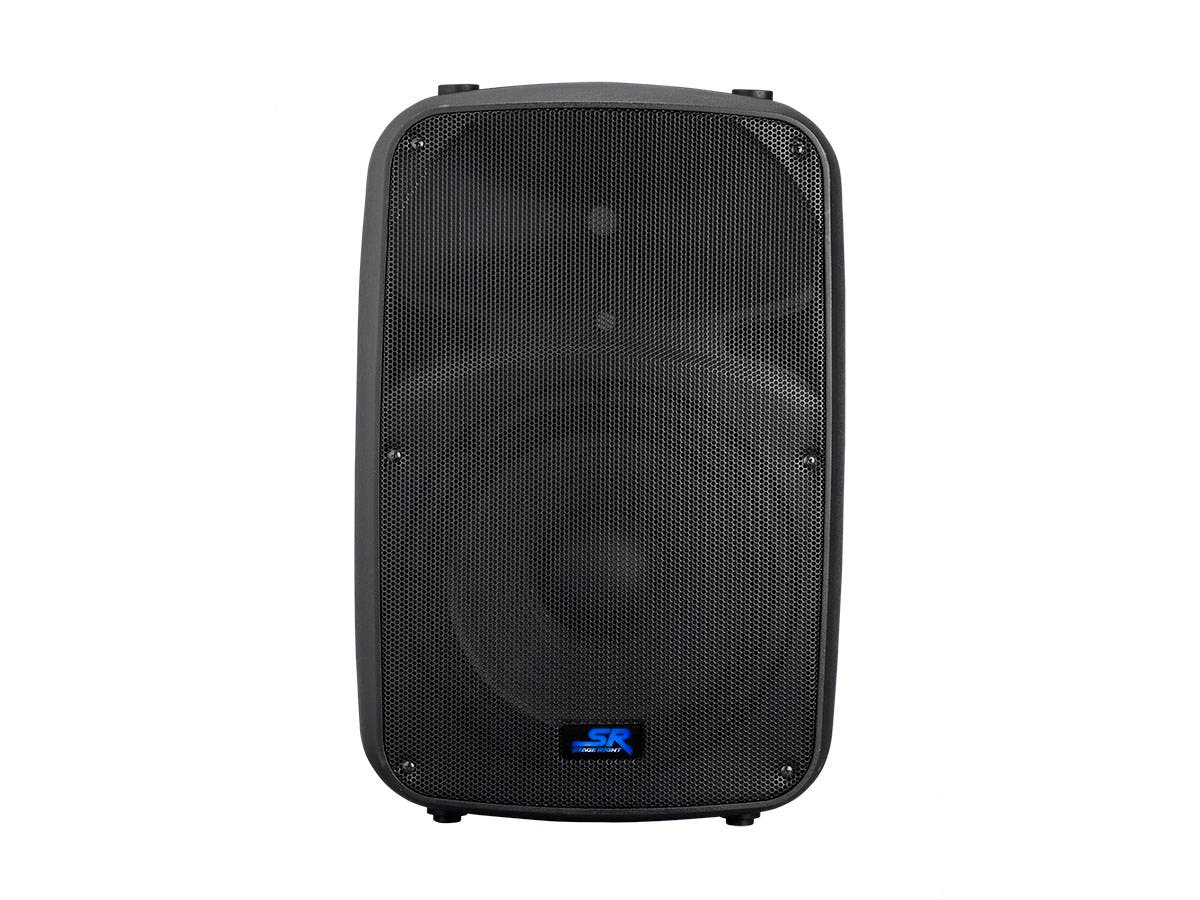 Stage Right APS 12 400W 12-inch 2-way Active PA System with 3-Channel Mixer