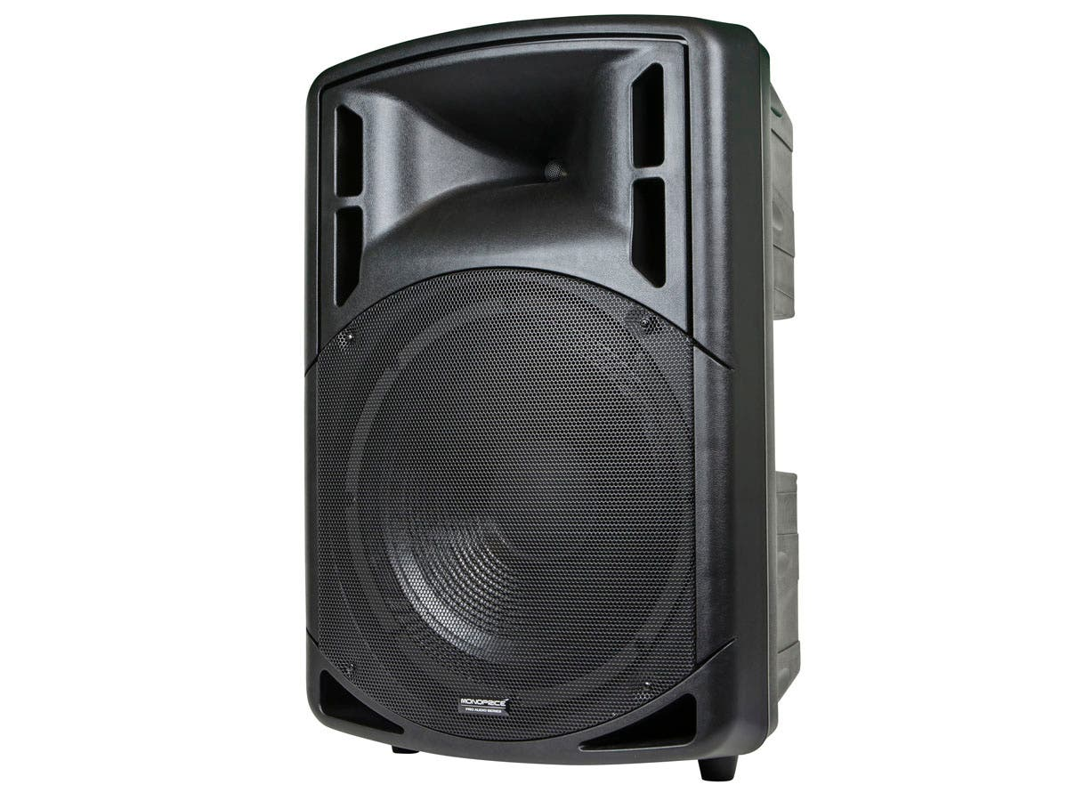 Stage Right by Monoprice 500-watt, 15-inch Passive PA Speaker-Large-Image-1