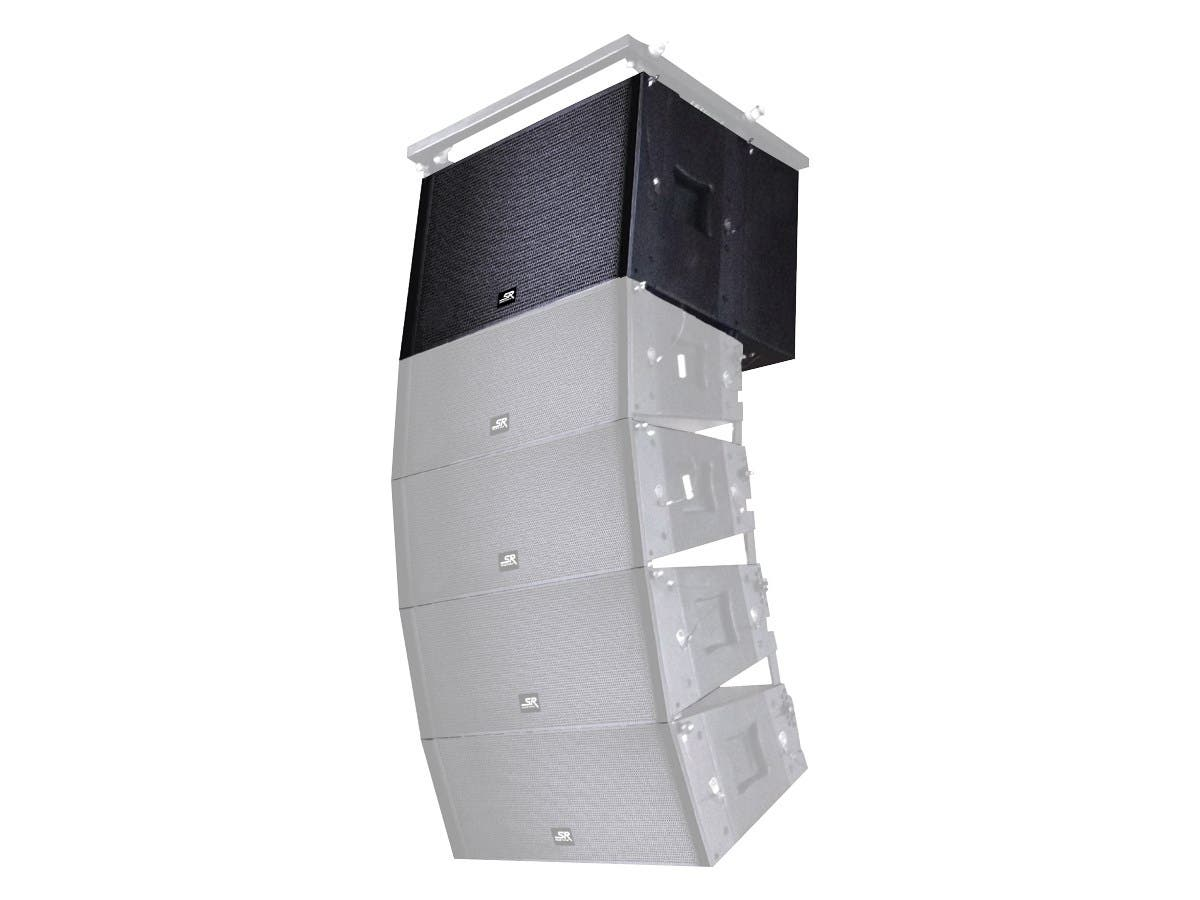 Stage Right By Monoprice Miniray 12 Active Line Array Inch Speaker Wiring Subwoofer 700w Small