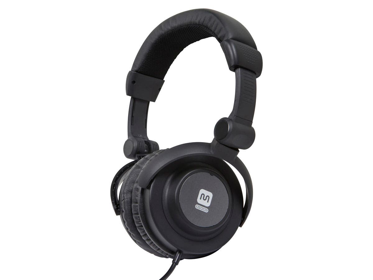 Studio Reference Monitor Headphones (Closed-Back)