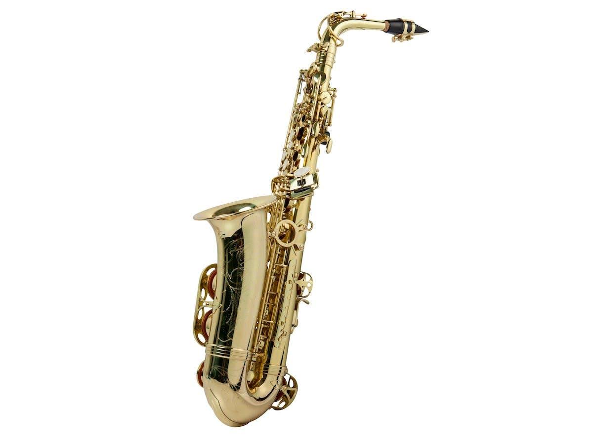 Monoprice Eb Alto Saxophone-Large-Image-1
