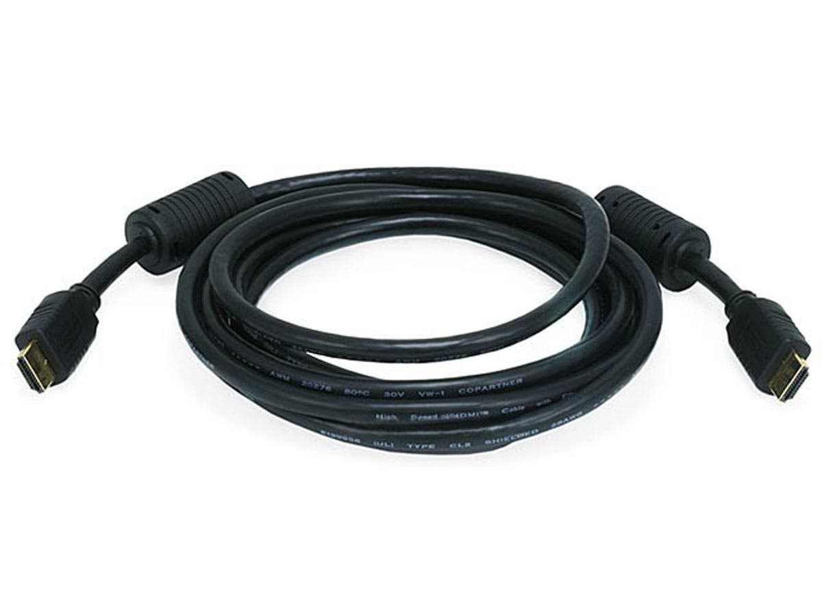 Select Series High Speed HDMI Cable with Ethernet, 10ft Black