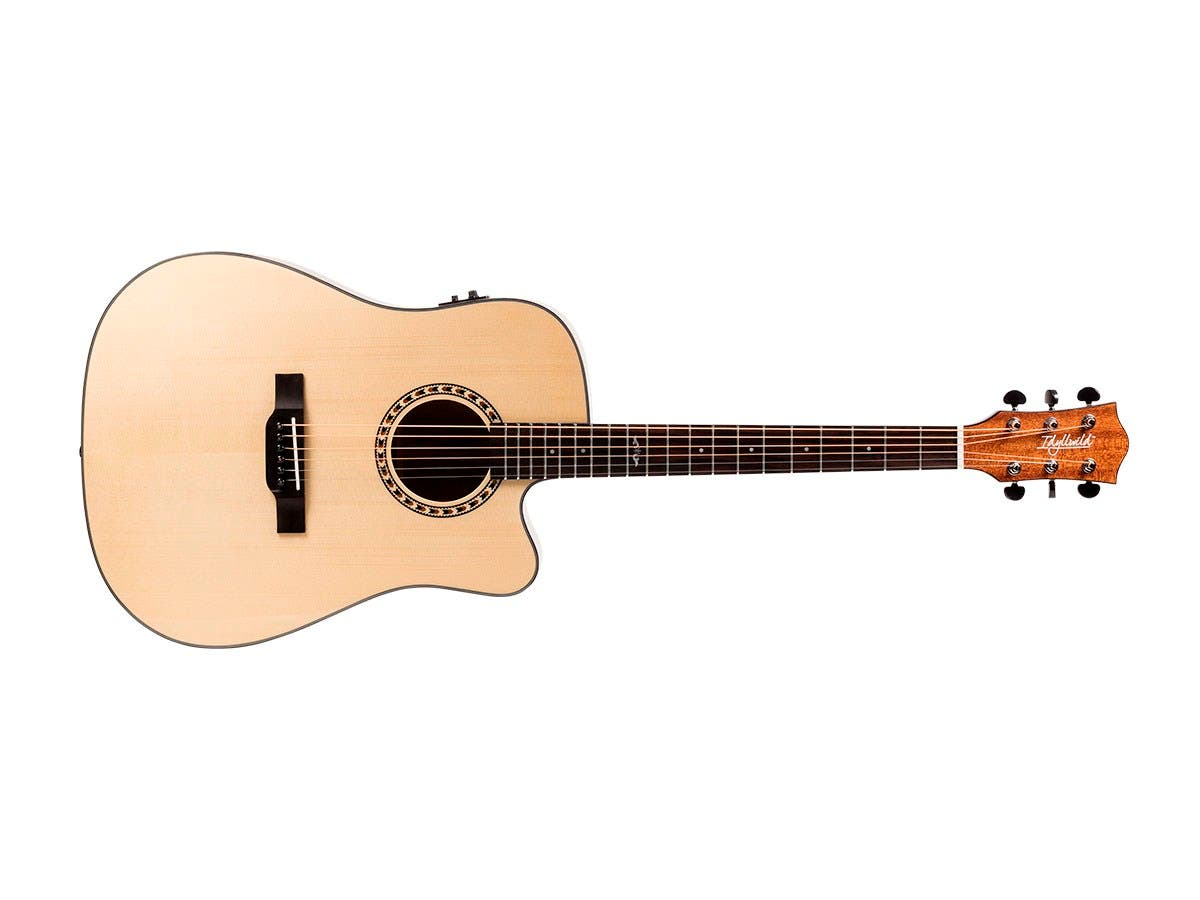 Taylor Guitar Wiring Harness Electrical Diagrams Prs Monoprice Idyllwild Spruce Solid Top Acoustic Electric With