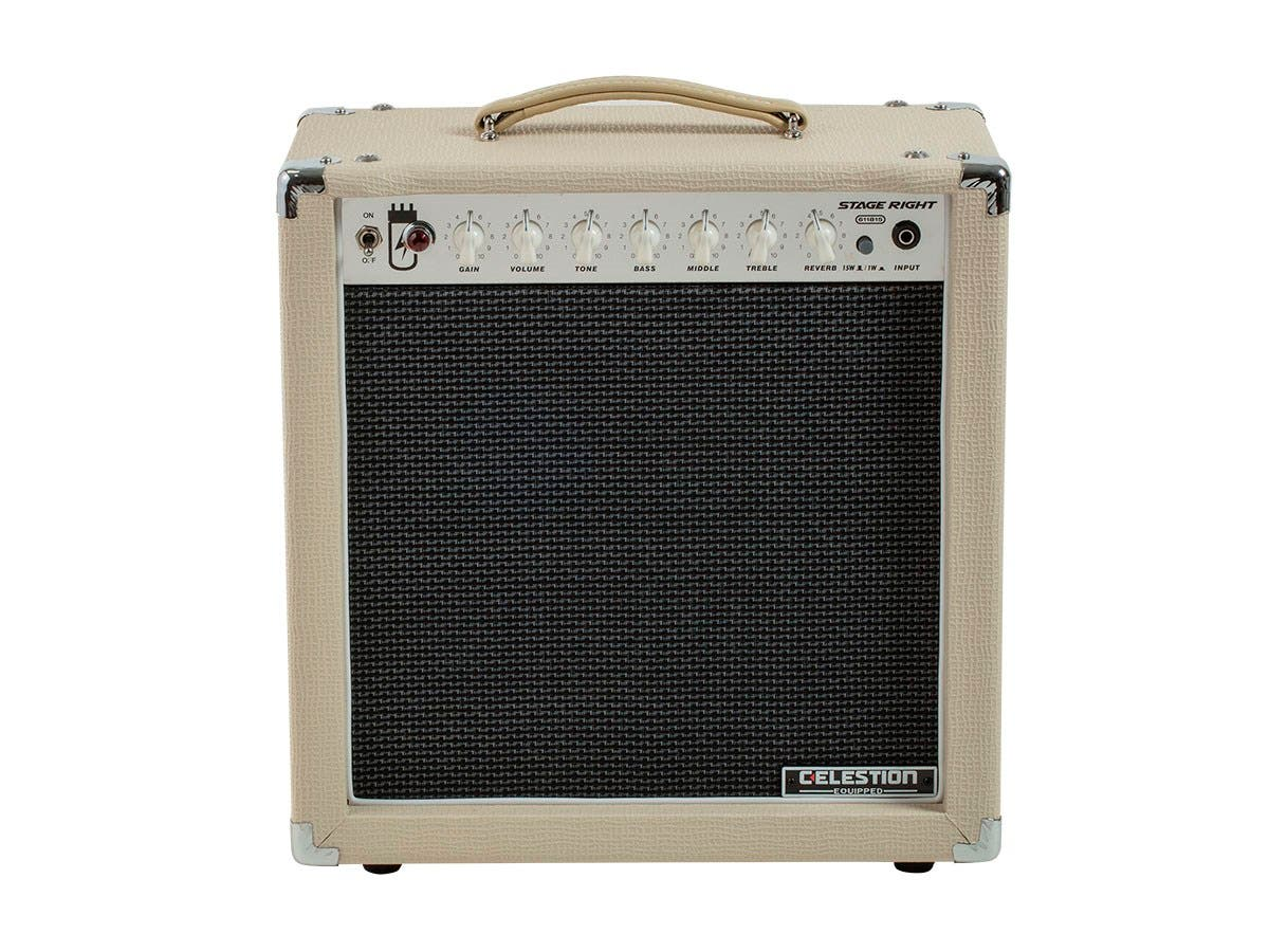 Monoprice 15 Watt 1x12 Guitar Combo Tube Amplifier With Celestion 4x12 Speaker Cabinet Wiring Stereo Mono Google Groups And Spring Reverb
