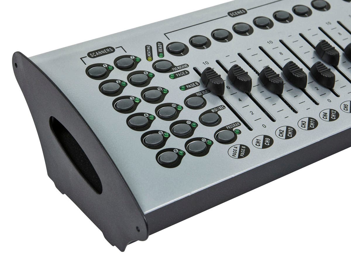 Free shipping 384b dmx controller stage lighting dmx 384 console.
