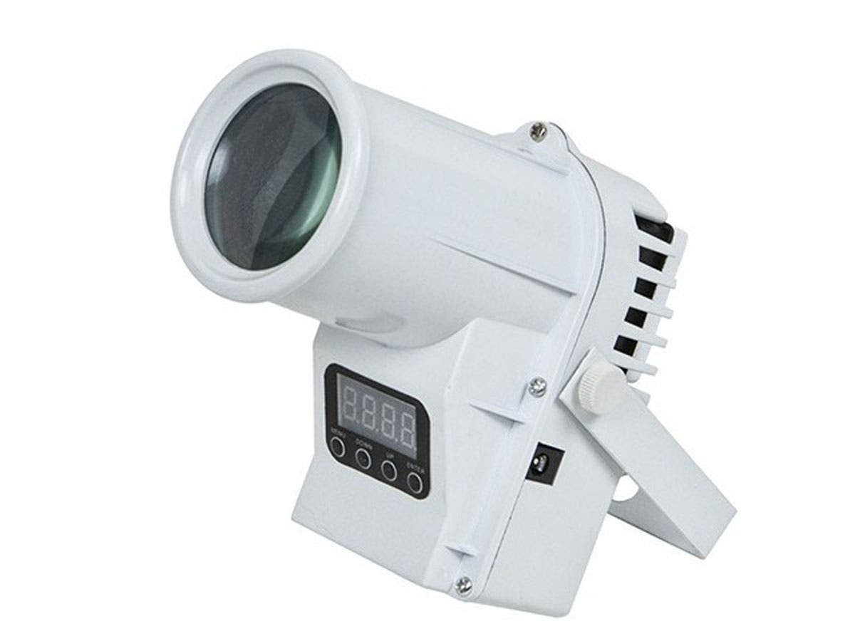Stage Right 4-color LED Mini Pin Spot Light