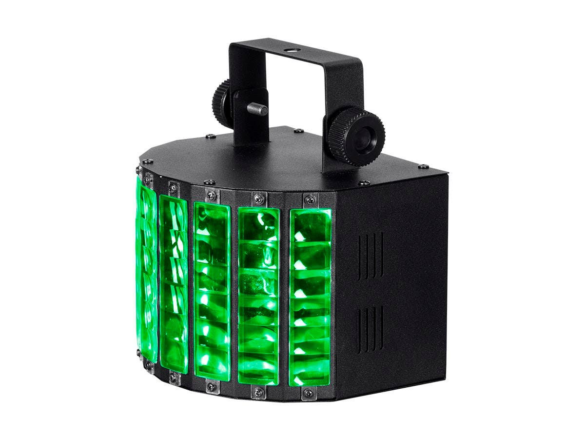 Stage Right ShowPony 12W LED Derby FX Light (RGBW)-Large-Image-1