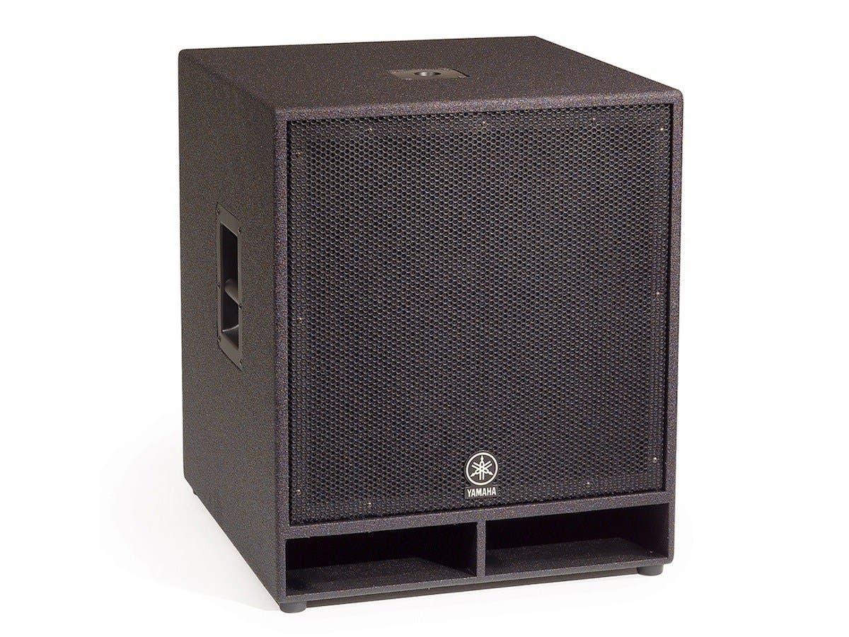 CW118V - Yamaha 18-inch Subwoofer Loudspeaker-Large-Image-1