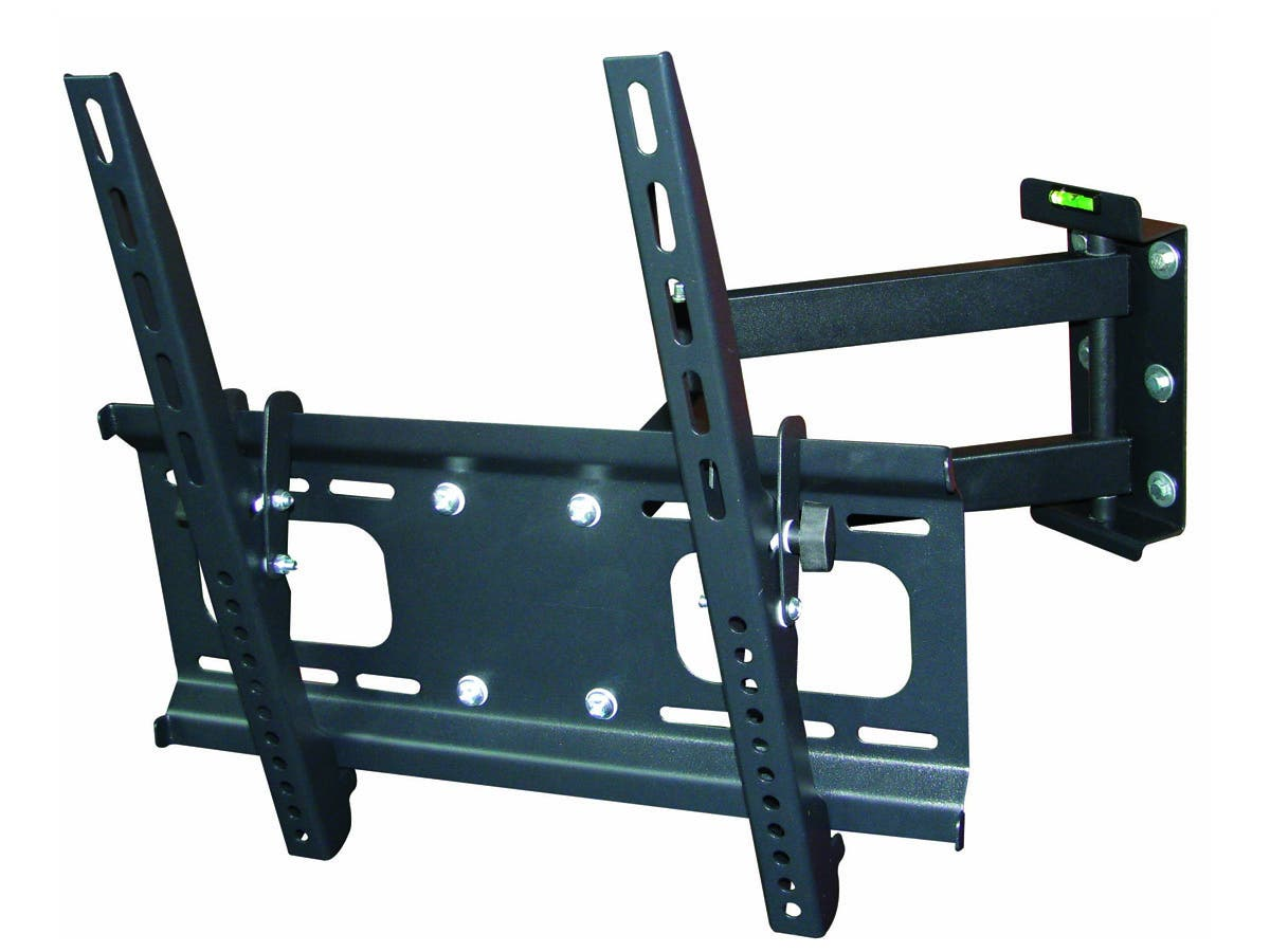 Full-Motion TV Wall Mount Bracket (Max 99 lbs, 32 - 65 inch) - Monoprice.com