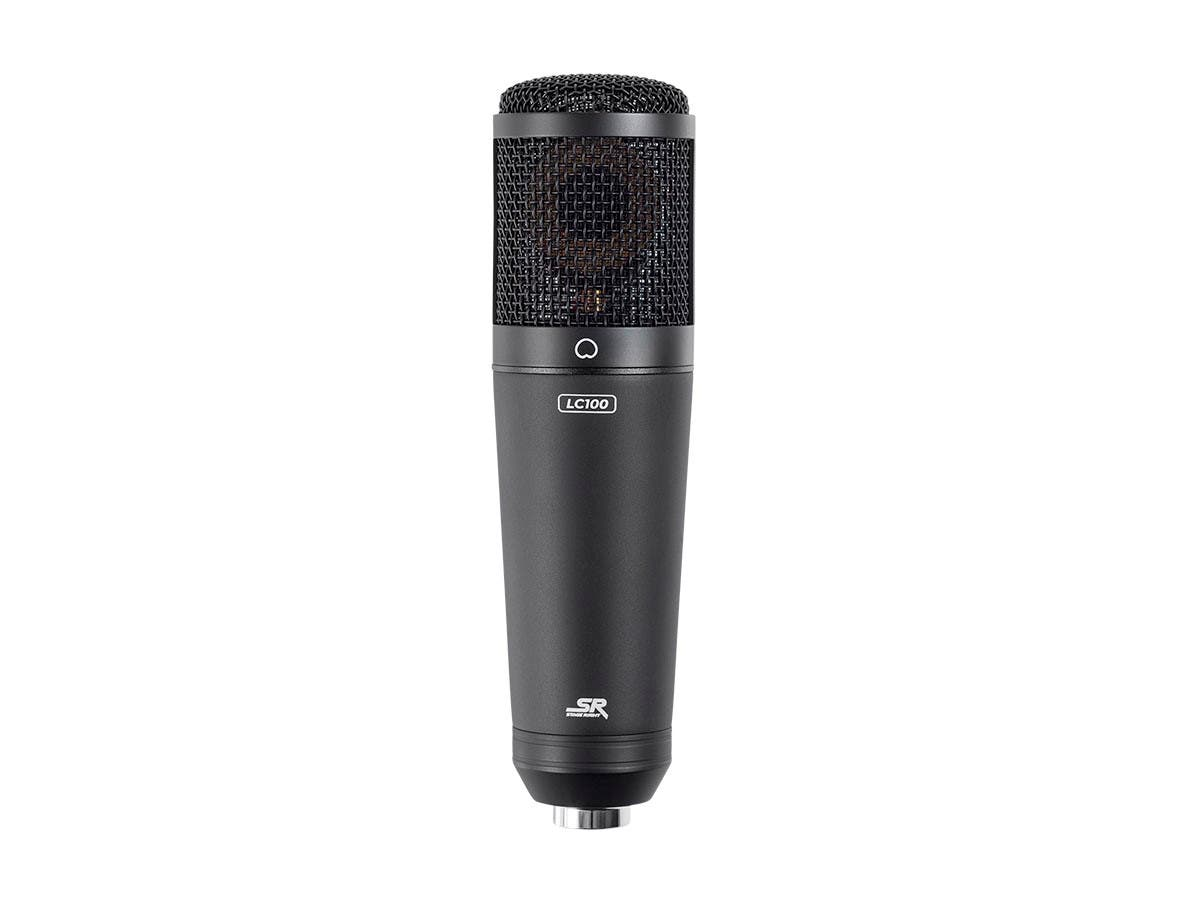 Stage Right by Monoprice LC100 Large Condenser Studio Microphone - main image