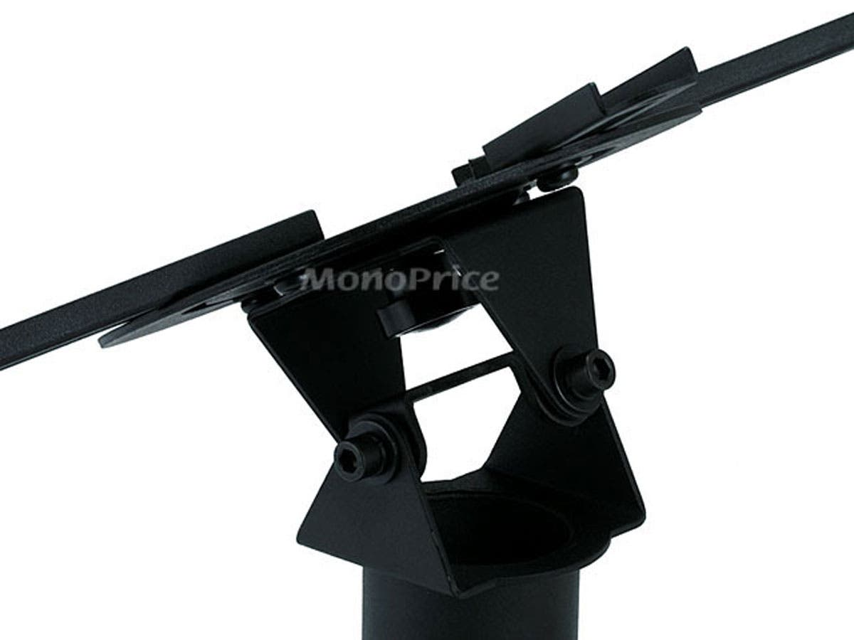 Ceiling Bracket For Projector Max 50lbs Monoprice Com