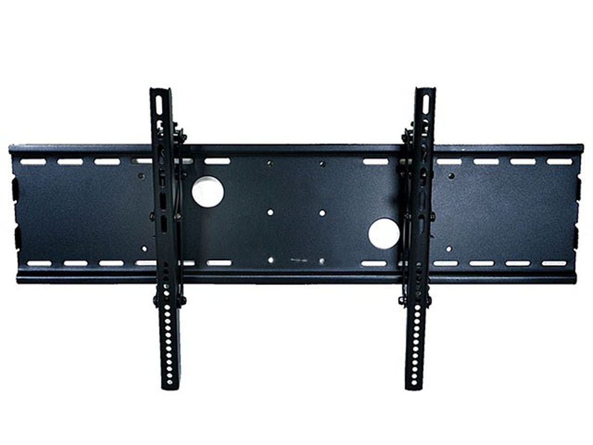 Monoprice Titan Series Tilt TV Wall Mount Bracket For TVs 37in to 70in, Max Weight 165lbs, VESA Patterns Up to 850x450, UL Certified-Large-Image-1