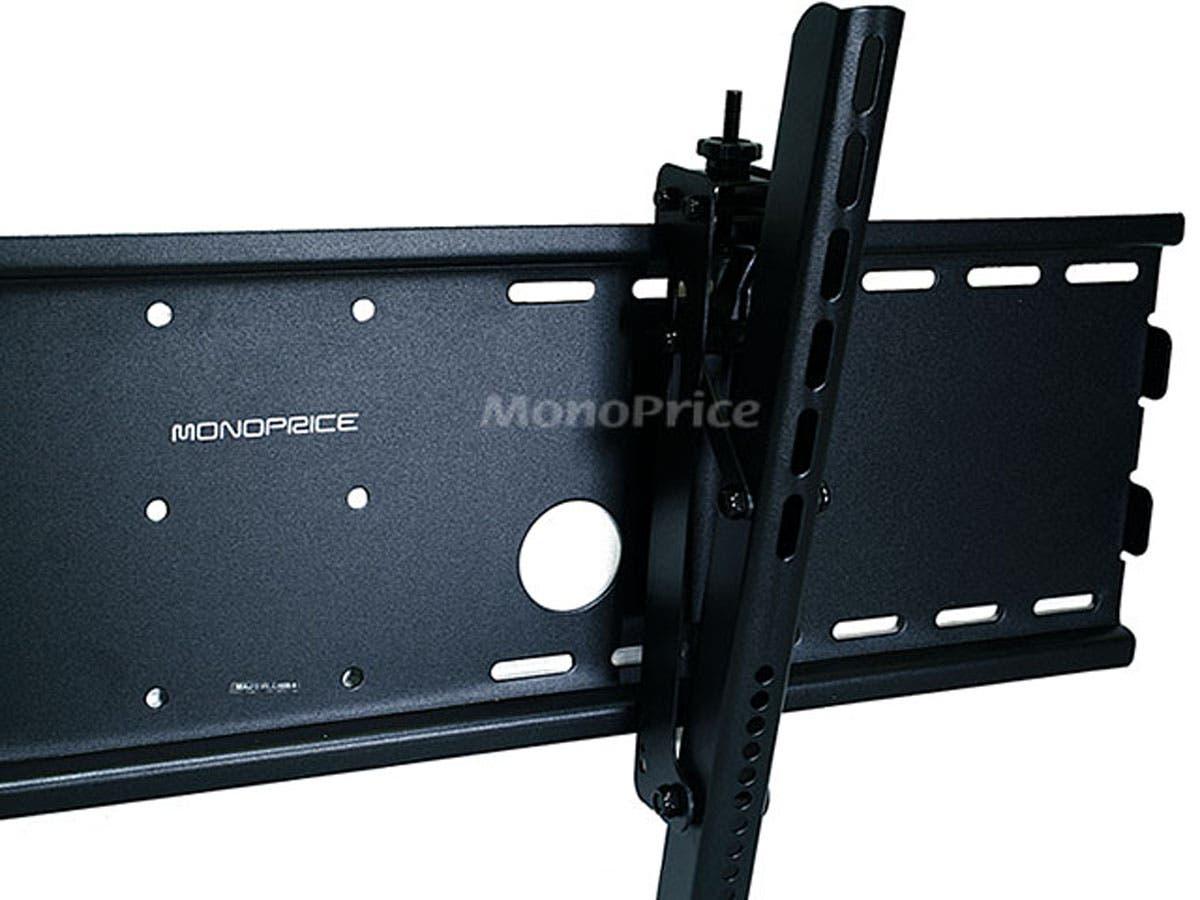Monoprice Titan Series Tilt Tv Wall Mount Bracket For Tvs