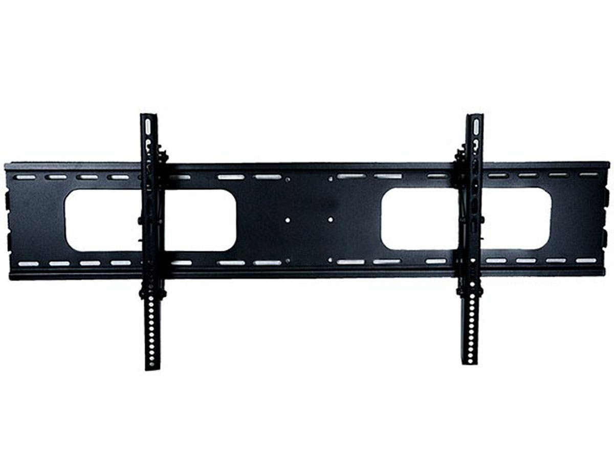 Monoprice Titan Series Extra Wide Tilt TV Wall Mount Bracket, For TVs 37in to 70in, Max Weight 165lbs, VESA Patterns Up to 1050x450-Large-Image-1