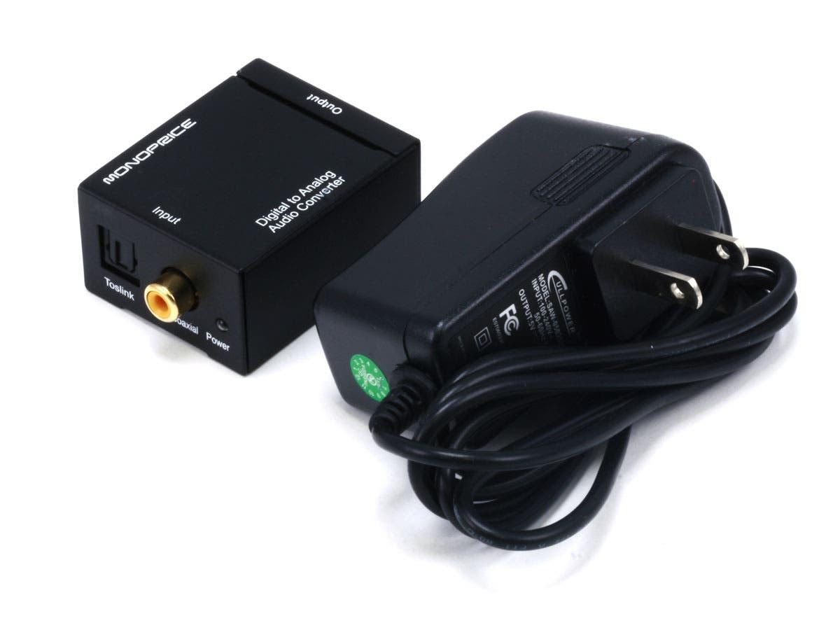 Monoprice Digital To Analog Audio Converter Rca Usb Schematic Small Image 3