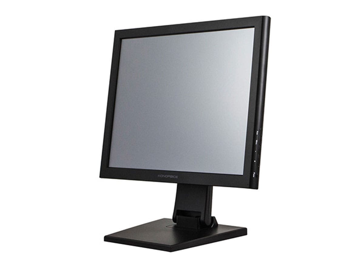 Monoprice 17in LCD Touch Screen Monitor (4:3)-Large-Image-1