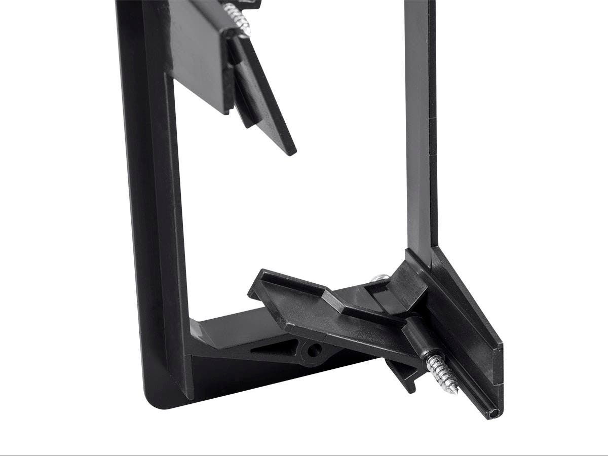 Monoprice 1-Gang Low Voltage Mounting Bracket for New Construction