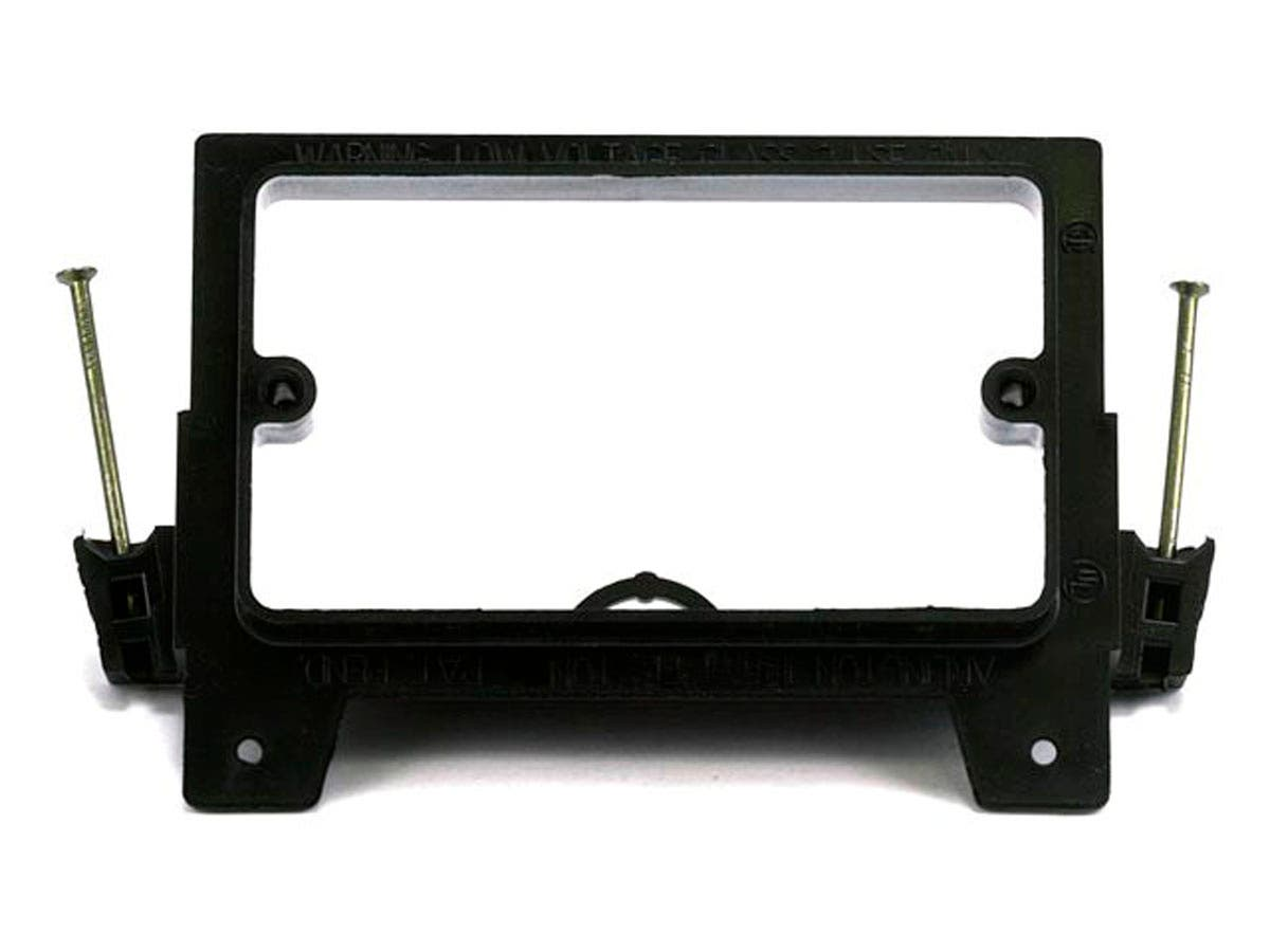 1-Gang Low Voltage Mounting Bracket - Nail-in Type