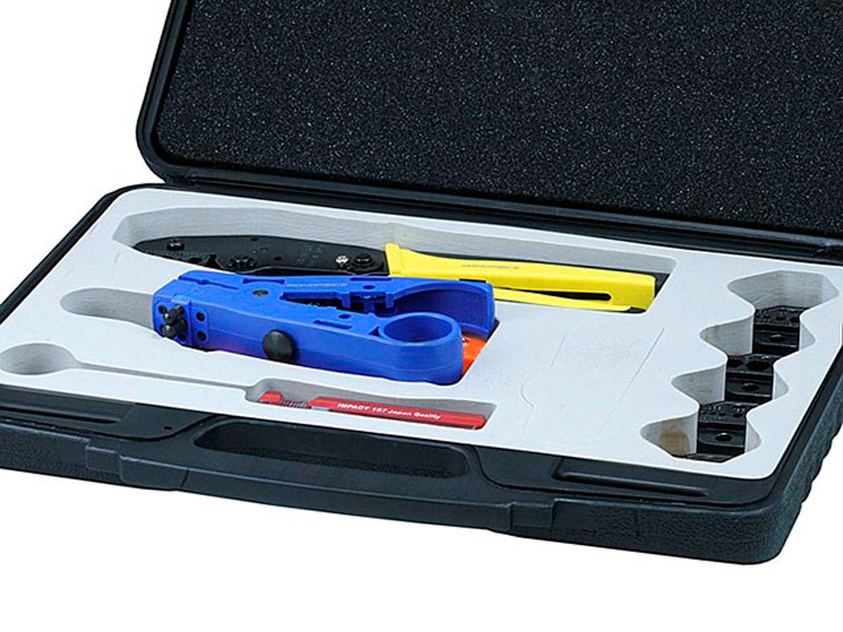 Professional Coaxial Tool Kit